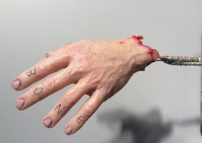 Severed Hand-Blood Drive