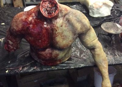 Headless Body Dummy-Blood Drive S1