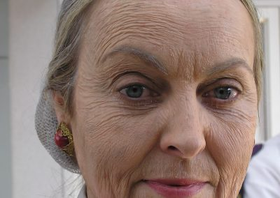 Female Old-age Makeup