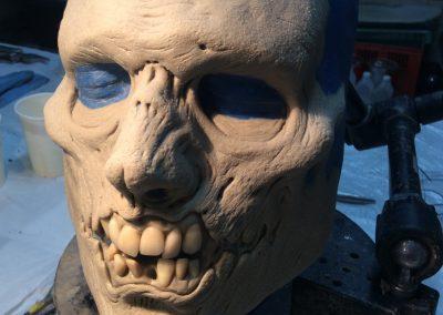Zombie Sculpt